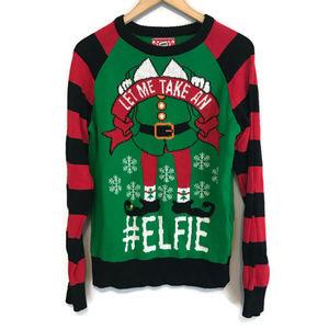 Ugly Christmas Sweater Elf